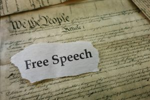 Free speech constitution