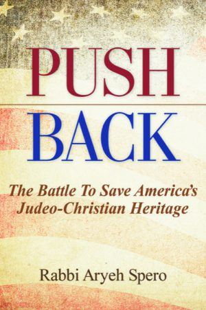 push back the battle to save americas judeo christian heritage book by rabbi aryeh spero
