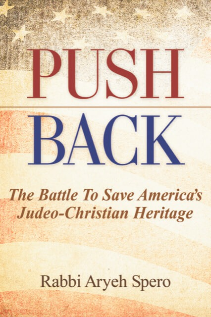 push back book by rabbi spero or caucus for america